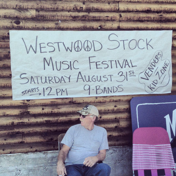 Westwoodstock! Who knew about this awesome thing?